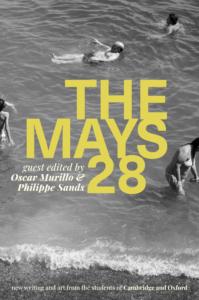 Oscar Murillo, Phillipe Sands, The Mays Anthology 28